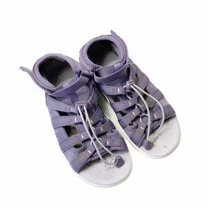 Keen purple open toed sandals